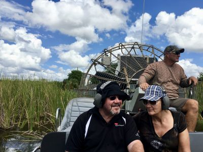 wootens airboat tour florida