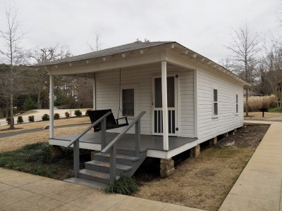 Elvis Birthplace Tupelo