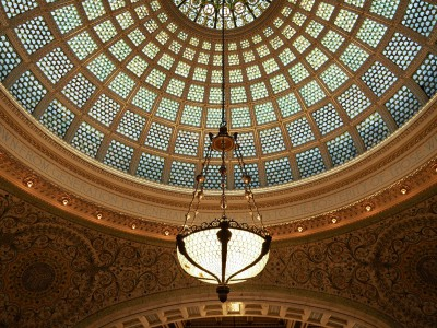 tiffany dome chicago