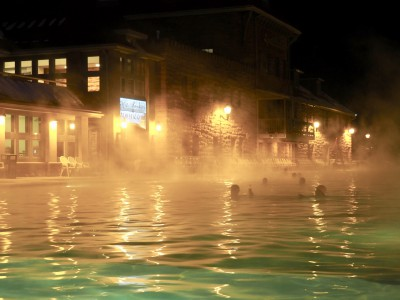 glenwood hot springs colorado
