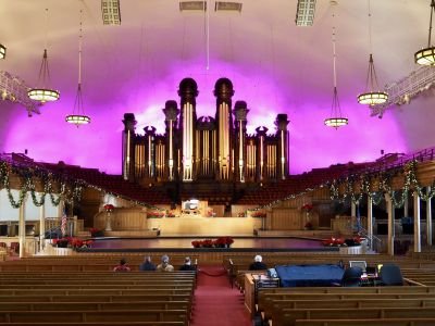 mormon tabernacle salt lake city