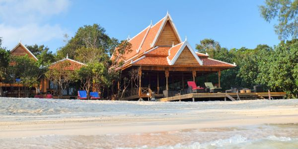 Koh Rong Samloem - Sol Beach Resort