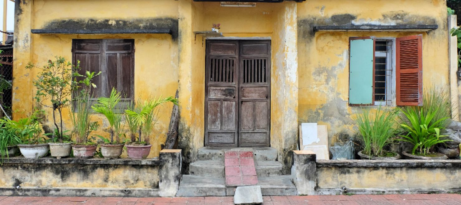Haus in Hoi An