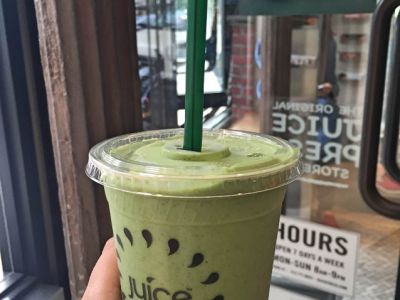 Clean Green Protein Shake von Juice Press