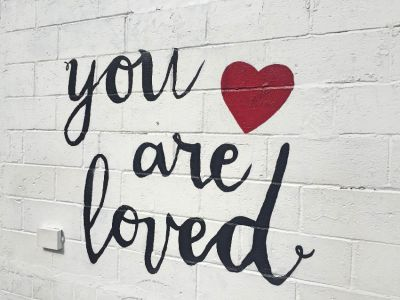 Graffiti: You are loved
