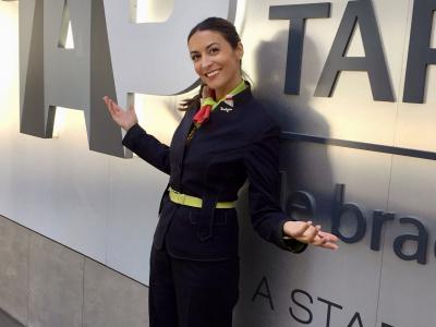 flight attendant tap portugal