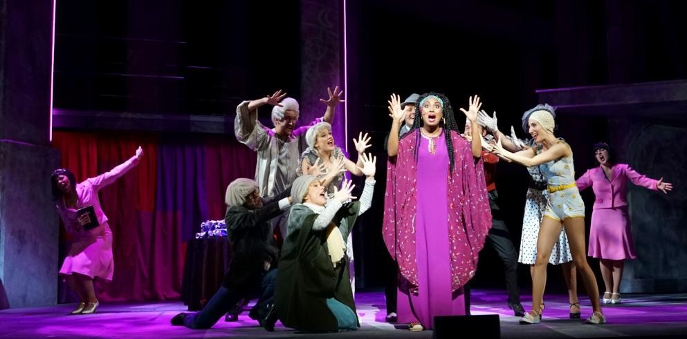 Ghost musical hotel deals
