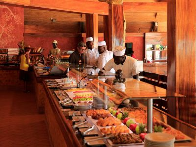 Royal Decameron Baobab Resort Buffet