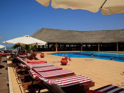 Royal Decameron Baobab Resort Pool