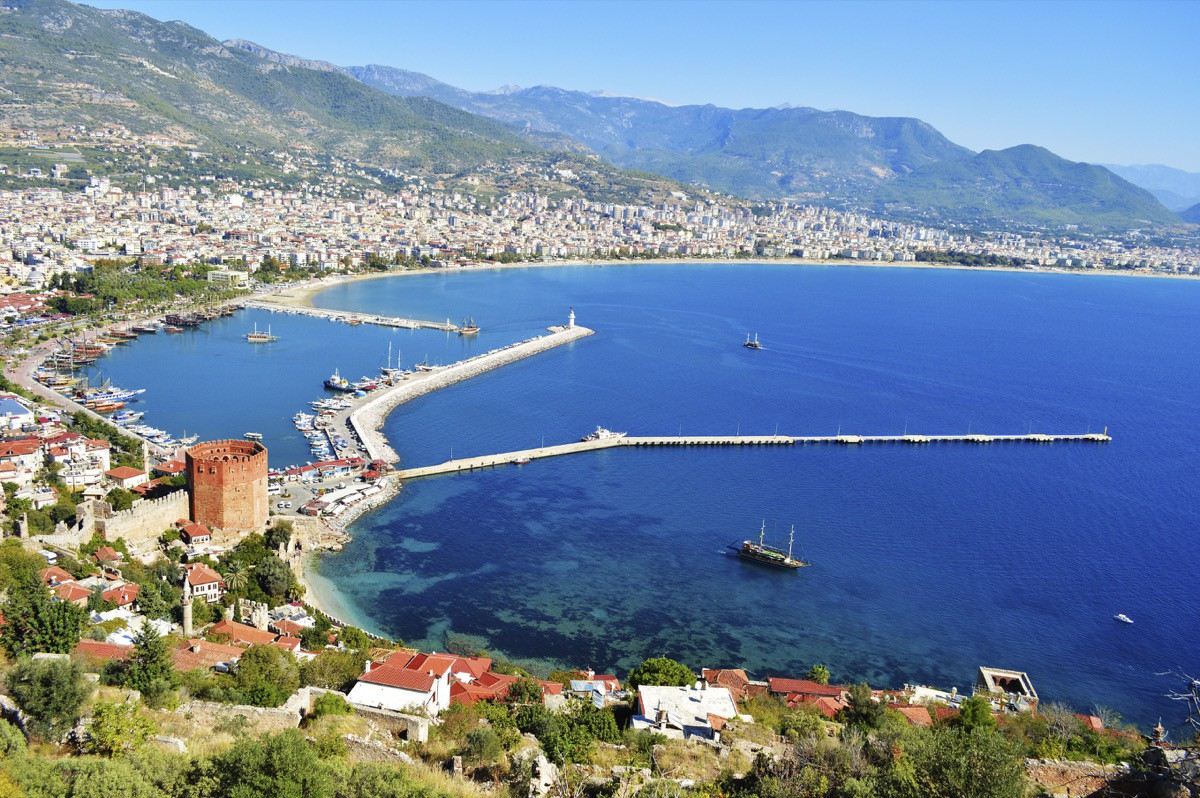 Alanya  Sterne Hotel All Inclusive