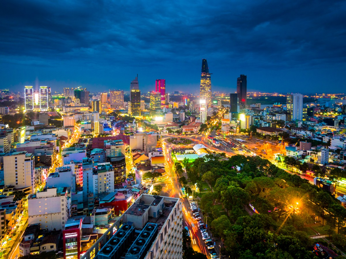 Hotels In Downtown Ho Chi Minh City