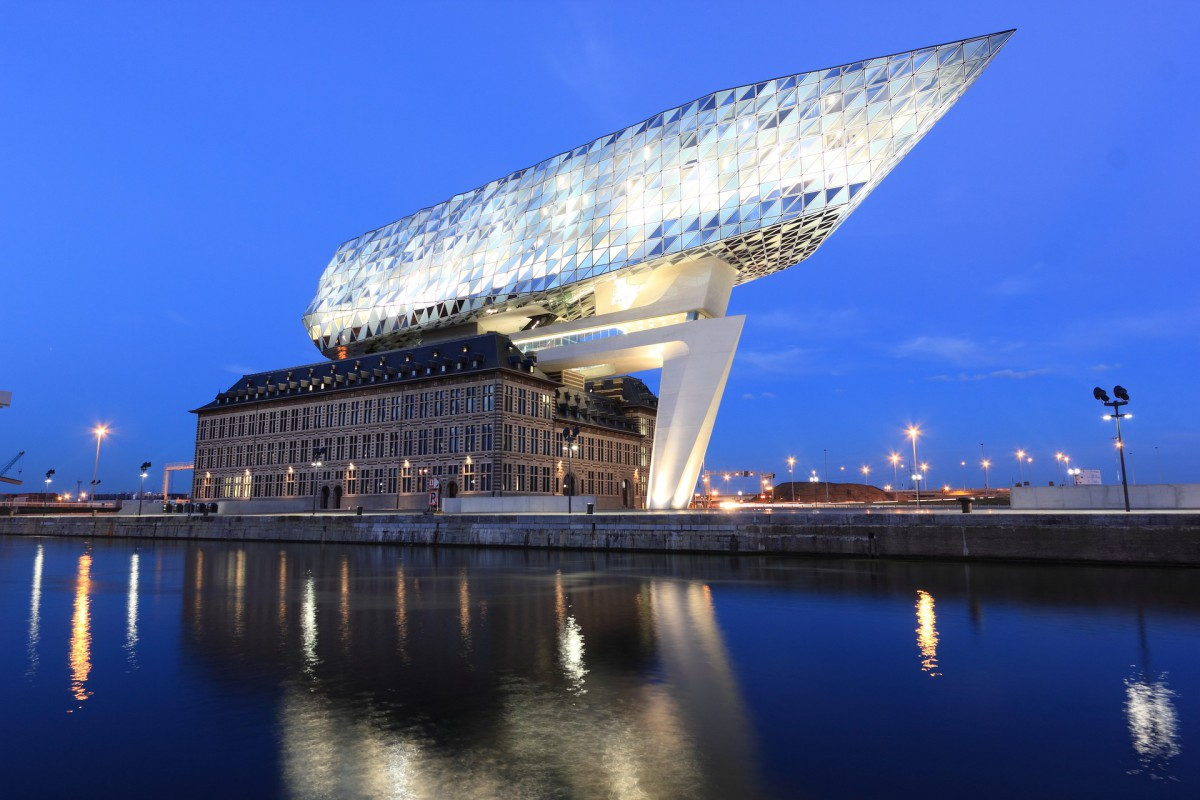 Best Architecture Buildings In Singapore