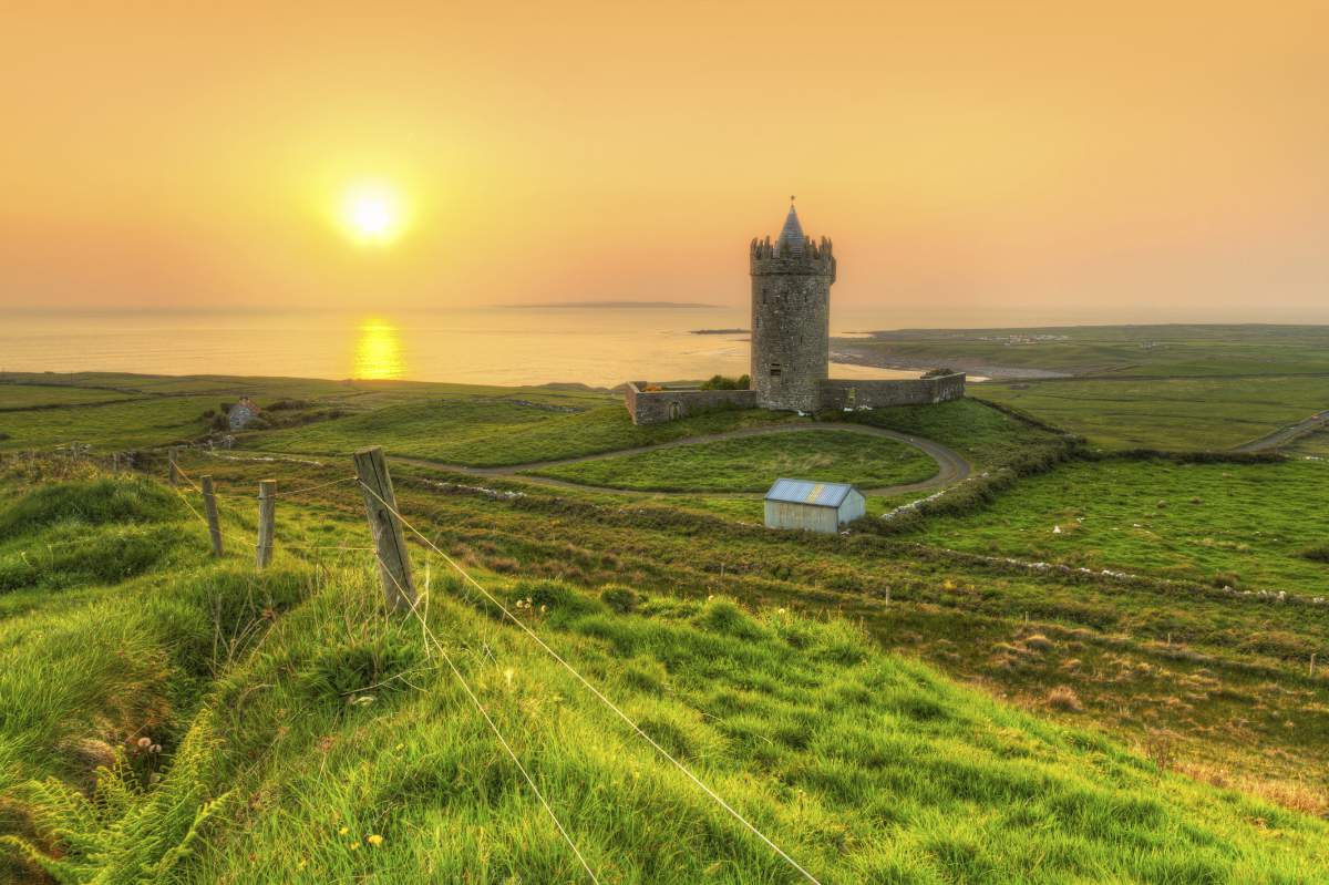 Cliffs Of Moher To Ring Of Kerry