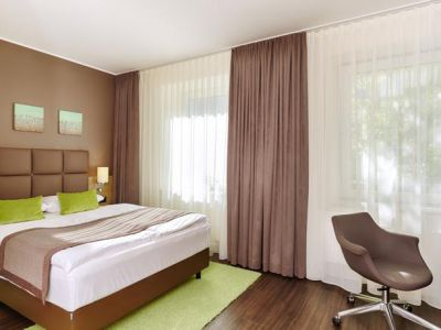 advena Hotel Hohenzollern City Spa Zimmer